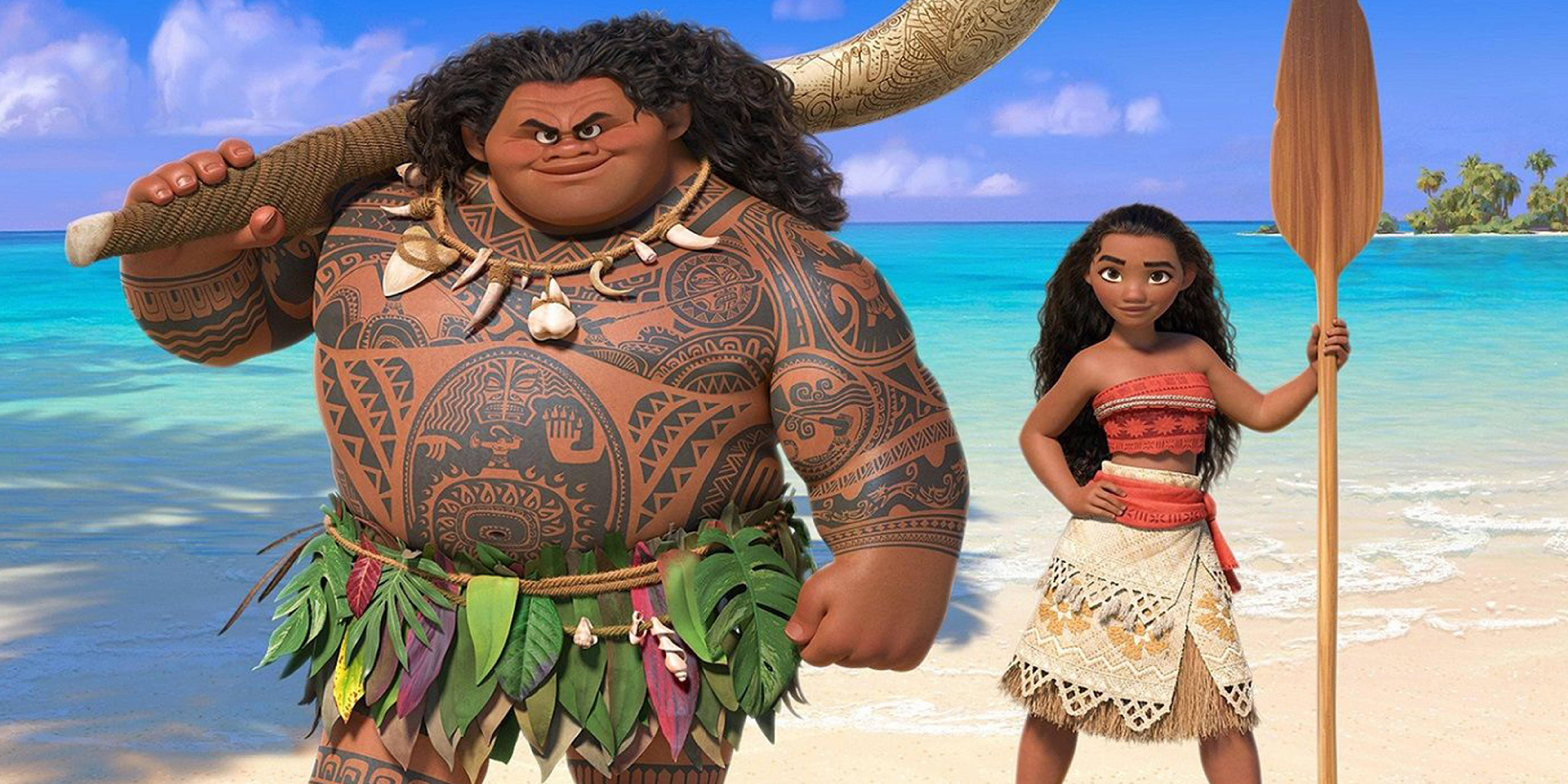 Moana: Disney's First Feminist Heroine?