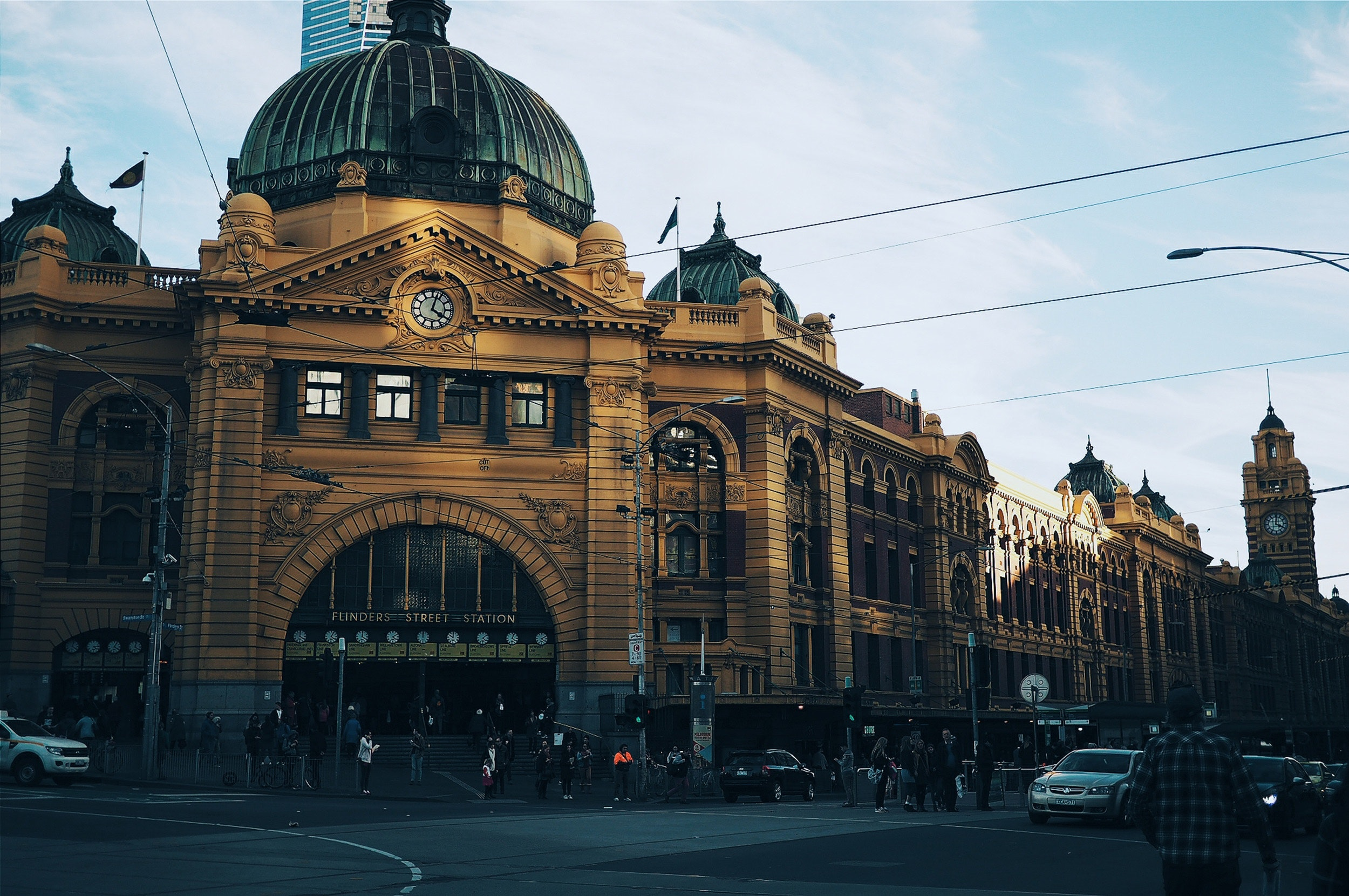 Melbourne Coffee (Unsplash)