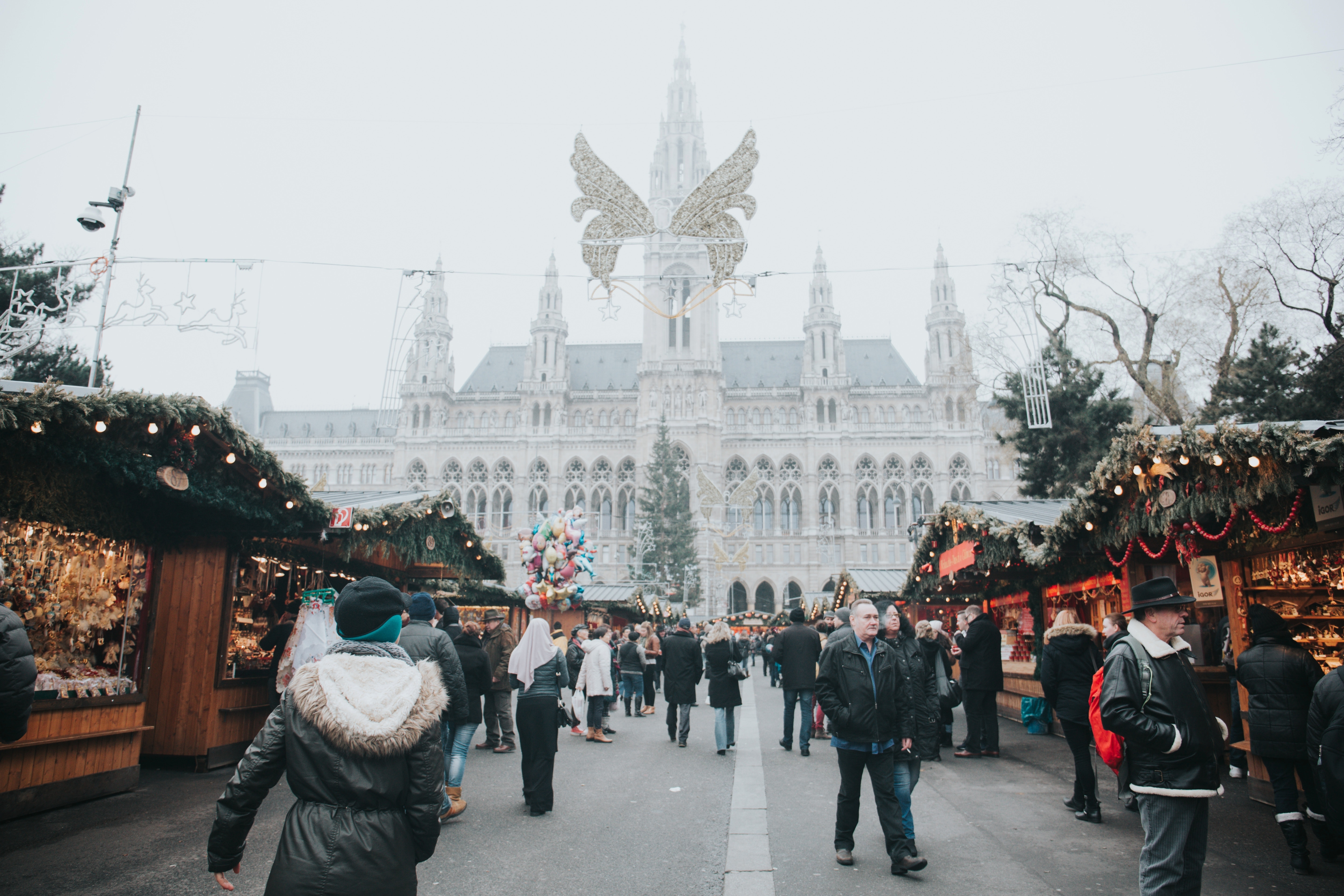 The Best Things About Christmas Markets