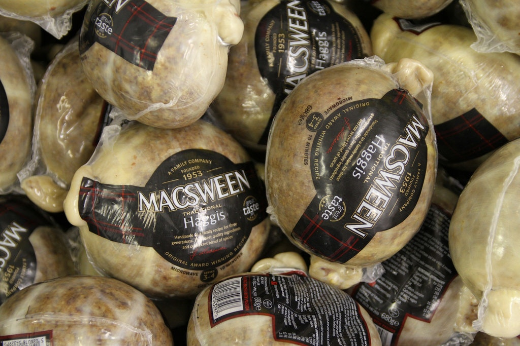 Haggis Macsween