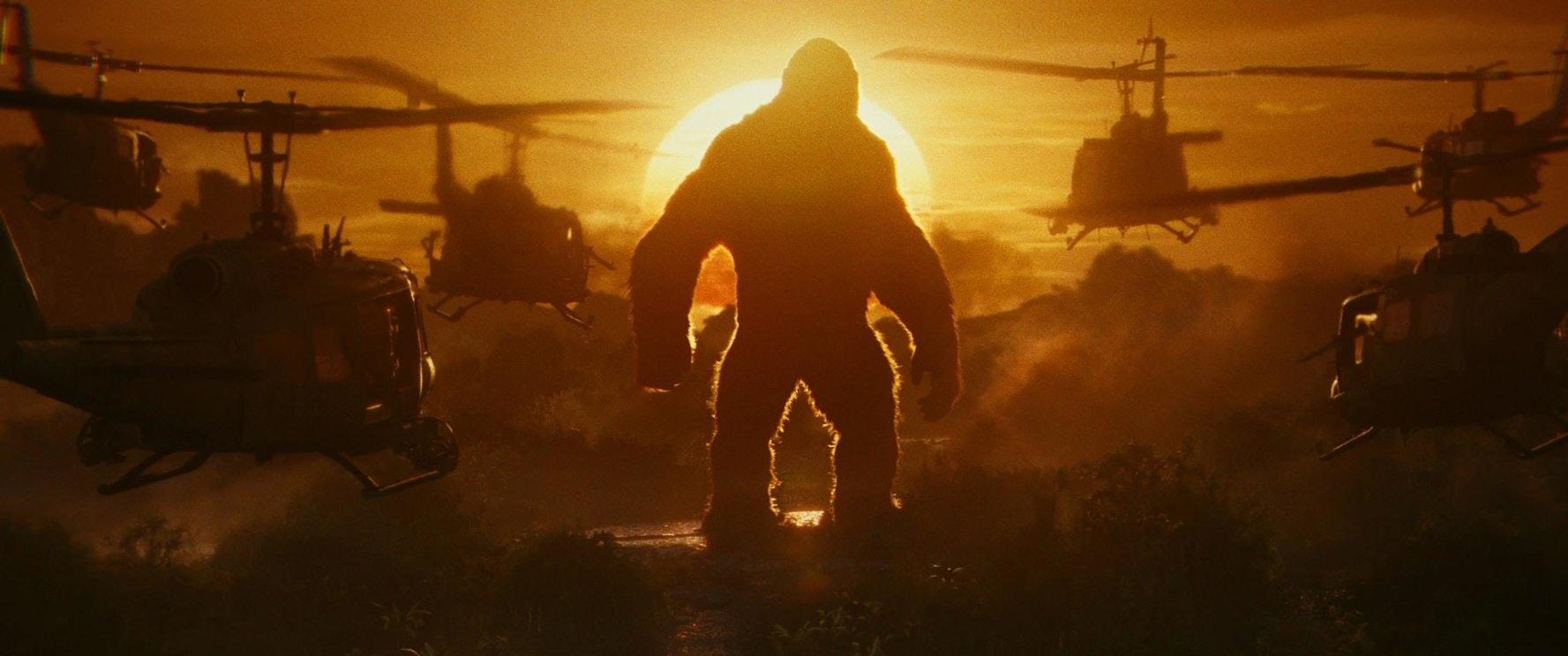 Kong: Skull Island. Unser liebster Riesengorilla ist zurück