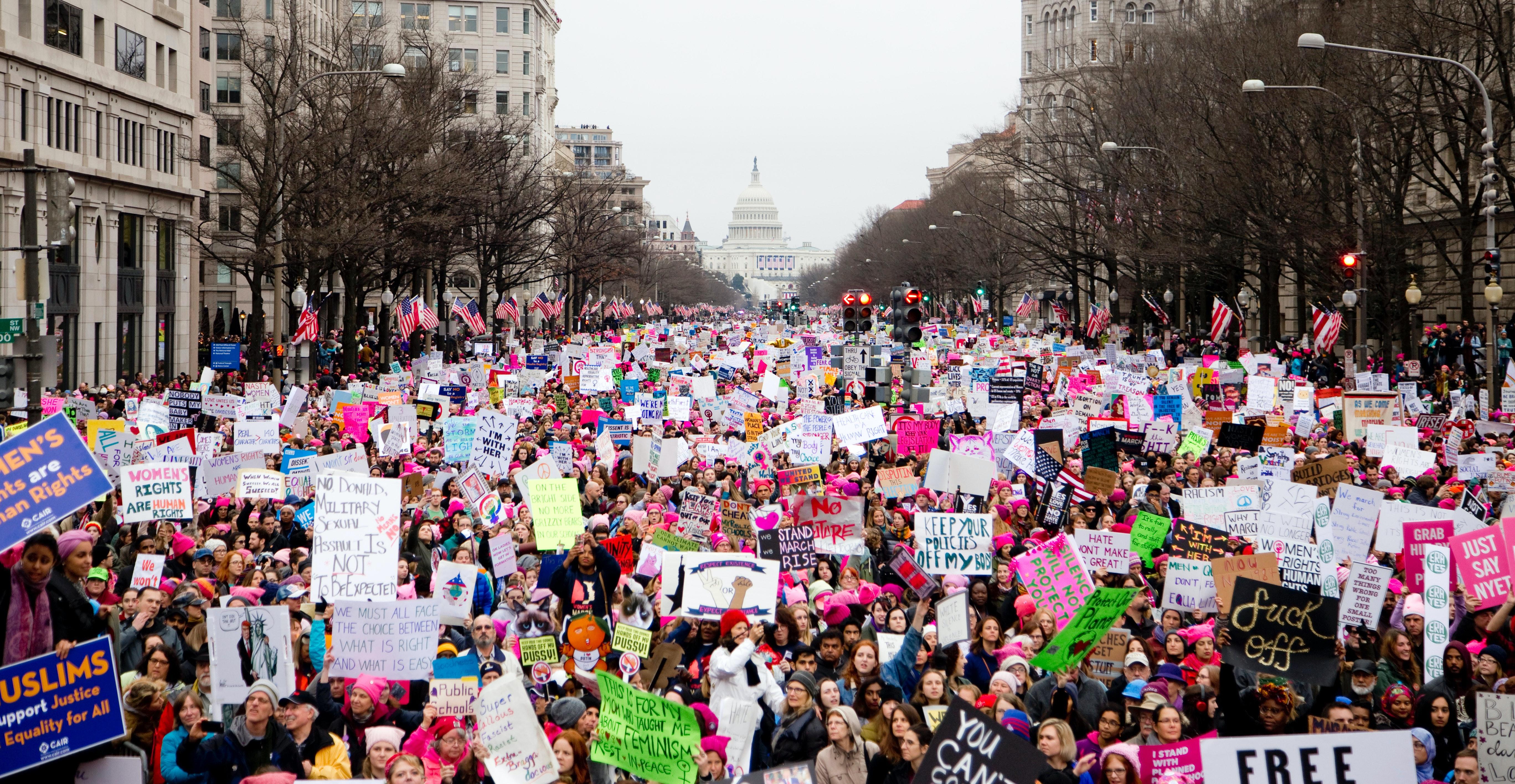 Am 8. März haben die Frauen das Sagen (und sonst ja eigentlich auch immer)
