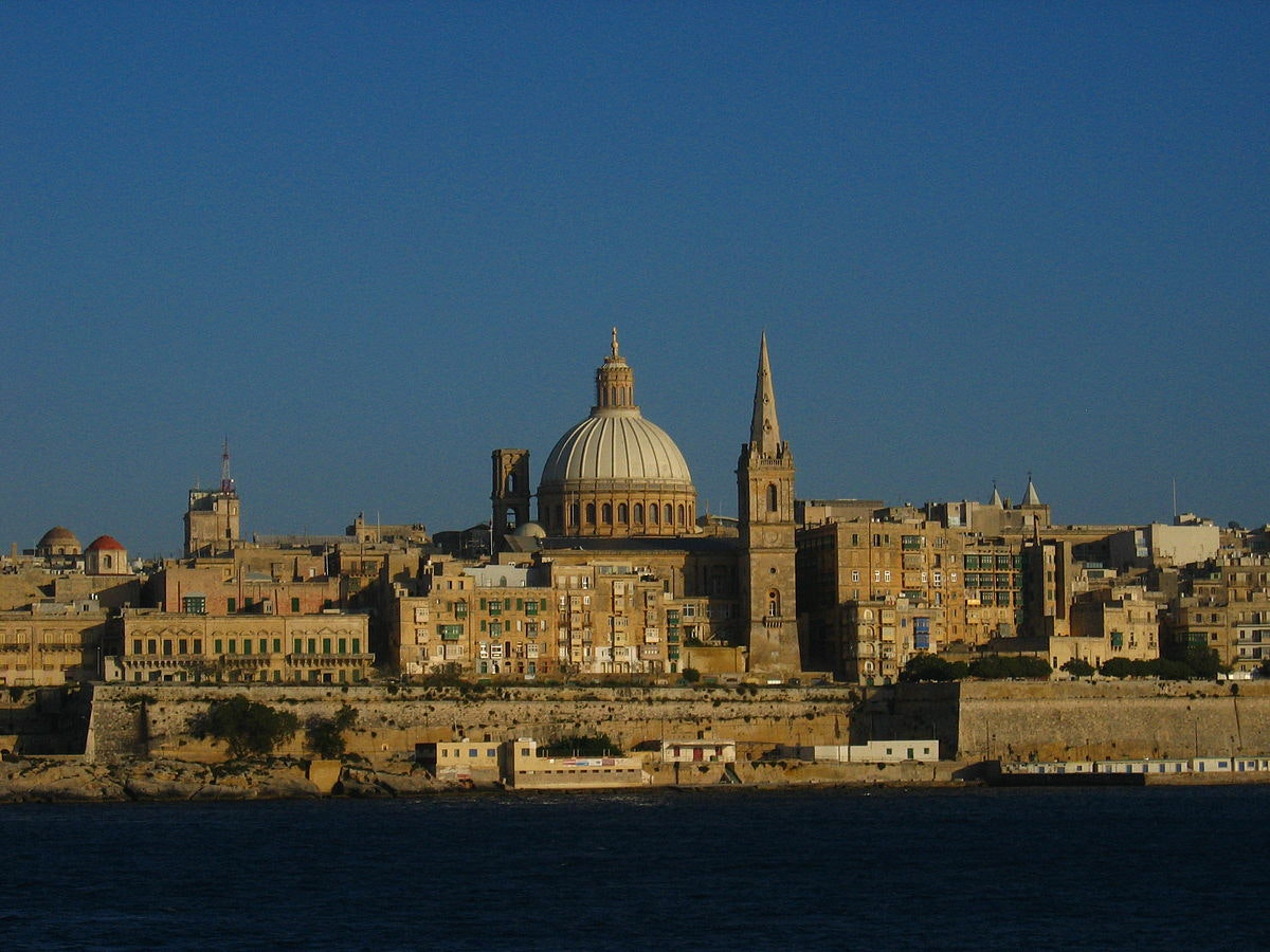 Valletta (Creative Commons)