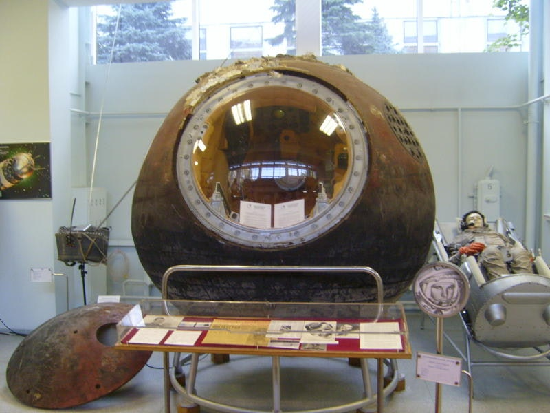 Gagarin_Capsule (Creative Commons)