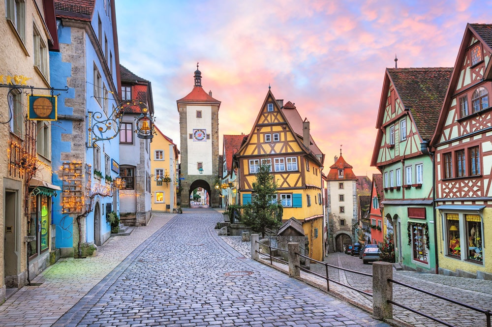 Besuchen Sie diesen Sommer die schönsten unbekannten Orte in Deutschland